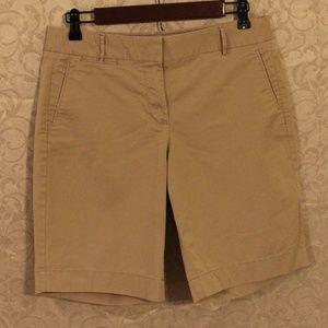 J.Crew Summer weight. Khaki Shorts, Chinos